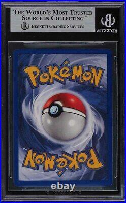 1999 Pokemon Base 1st Edition Venusaur Holo R THICK STAMP #15 BGS 9 MINT