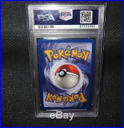 1999 Pokemon Base Set Pikachu (Yellow Cheek) E3 Stamp Promo PSA 10 Gem Mint