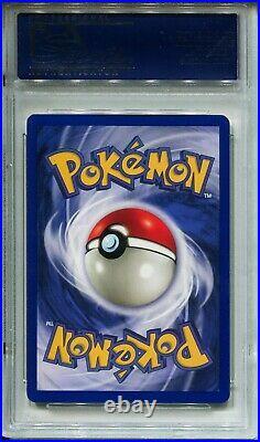 1999 Pokemon E3 Red Cheek SHADOWLESS PIKACHU PSA 10 GEM MINT Gold Stamp Base Set