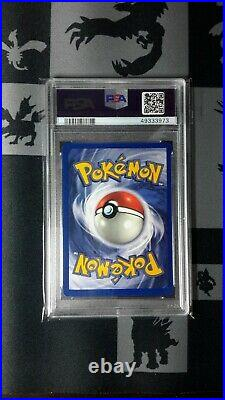 1999 Pokemon Movie Black Star Promo Mewtwo #3 PSA 9 MINT