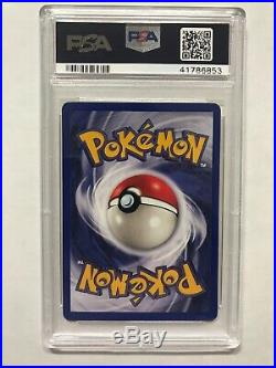 2000 Pokemon Japanese Promo EEVEE JR Rally Stamp Black Star #11 PSA 10 GEM MINT