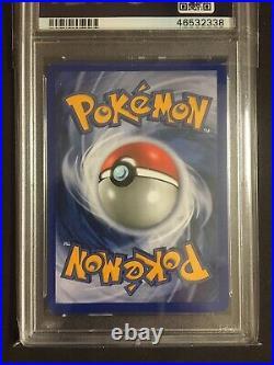 2005 PSA 8 Gold Star Latias EX Deoxys 105/107 NM-Mint Holo Rare Pokemon Card