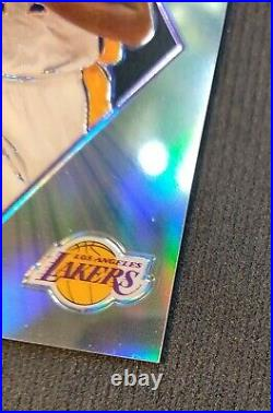 2012-13 Select All-Star Selections Prizm Kobe Bryant #'d 24/25 1-of-1 jersey #