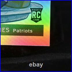 2021 Panini Donruss Mac Jones DOWNTOWN Rookie Card RC SSP CASE HIT