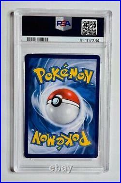 2021 Pokemon PSA 10 Charizard Holo KFC Promo 181/SM-P GEM MINT