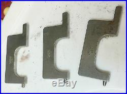 6 Metal Stamp LOT Punch Quality Jewelry Mark Ring Bracelet 14K STERLING 925 DJC