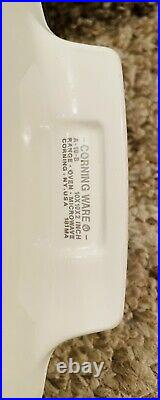 Authentic Vintage Corning Ware A-10-b Le Romarin Spice Of Life Pryex Dish Mint
