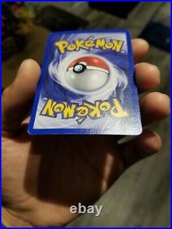 Blaine's Moltres #1/132 Holo Rare Gym Heroes Pokémon Card Near Mint