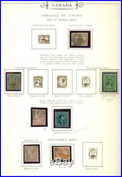CANADA COLLECTION 1851-1974, in Weldo specialty album Mint & Used Scott $18,489
