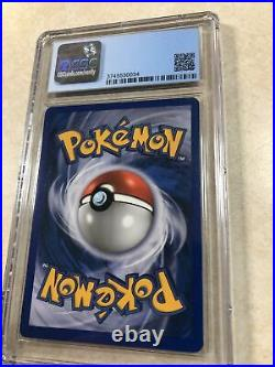 CGC 9 Ludicolo 6/100 Reverse Holo Rare Pokemon EX Crystal Guardians Mint PSA