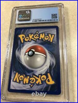 CGC 9 Mint Tyranitar 16/113 Reverse Holo EX Delta Species Rare Pokemon Card PSA