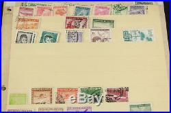 Chile Accumulation Lot 1000s of Stamps in Stock & Album Pages+ Mint, Early, BOB+
