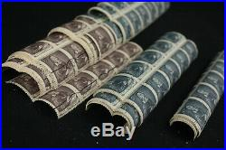 Dealer Stock Early Czechoslovakia Stamps Mint Used Blocks Partial Sheets Singles