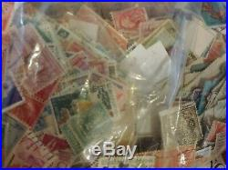 Dealer Stock Mint Used Blocks Covers Album Pages Albums USA WORLD HOARD BOX LOT