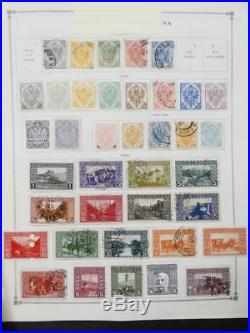 EDW1949SELL AUSTRIA Very clean Mint & Used collection on album pages Cat $2170