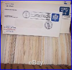 Great Lot 400+ First Day Covers, Many Cachets Colorano, Artcraft, Farnam, & More