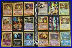 HUGE Pokemon Card Collection 2100+ Card Lot (Base Set, 1st Edition, EX, Holos)