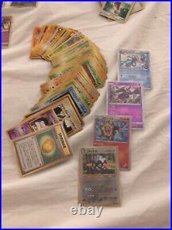HUGE Pokémon Job-lot/Bundle! 2000+ cards from sets 1995-2021! READ DESCRIPTION