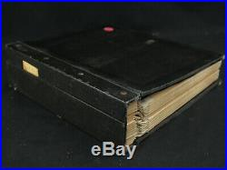 Huge Elbe Stockbook Packed Early Czechoslovakia Stamps 1000s Mint Used Hradcany+