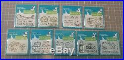 Huge Stamp Lot of 20 Lawn Fawn
