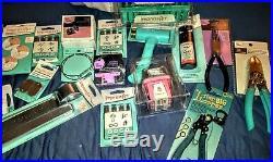 Impressart Metal Stamp Set Lot Metal Jewelry Making Supplies Tools Hammer Stamps