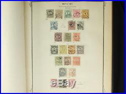 Impressive Scott Hungary Stamp Album Mint, Early, BOB, Occupation Stamps & More