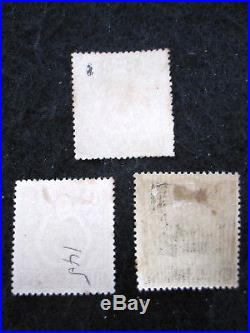 Japan Scott# 152-154 Used/mint Cat Val $628.75