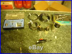 Lether Tools, Punches, Alpha Sew Sewing Machine, Burnisher. Full lot