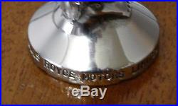 MASCOT Rolls-Royce Spirit of Ecstasy ORIGINAL +RR logo stamp. MINT. 486=myref
