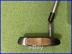 MINT Scotty Cameron tei3 Newport Sole Stamp Right Handed 35