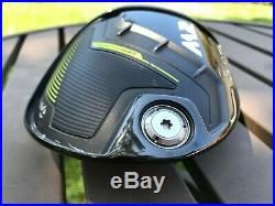 MINT Tour Issue TaylorMade M2 9.5 Driver RH +Stamp & HotMelt HEAD ONLY