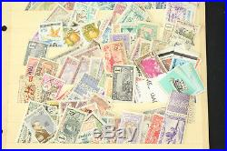 Massive French Colonies & Africa Dealer Stock Lot Many Mint, Sets 10K+ Stamps