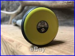 Mint Demarini CF8 33/28 (-5) Baseball Bat USSSA Stamp 2 5/8 Beautiful