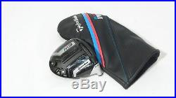 Mint! TOUR ISSUE! TAYLORMADE M3 460 8.5 DRIVER -HEAD- + Stamp & Hot Melt withHC