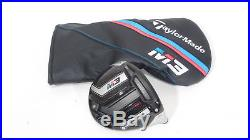 Mint! TOUR ISSUE! TaylorMade 2018 M3 440 10 Driver -HEAD- withHEADCOVER (+ Stamp)