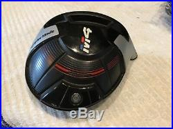 Mint! TOUR ISSUE! TaylorMade 2018 M4 8.5 Driver -HEAD ONLY- (+ Stamp and Specs)