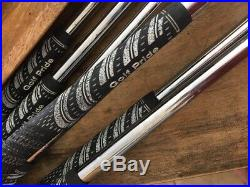 Mint Tour Issue Cleveland Cg1 CMM MB Milled Proto Iron Set 4-p T Stamped W X-100