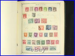 Near Full Czechoslovakia Stamp Albums withMint, Overprints, Semi-Postal+ 1918-1973