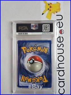 PSA 10 GEM MINT Pikachu 1st Edition W Stamp Wizards of the Coast Pokemon WOTC