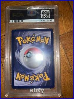 Pokemon 1999 Black Star Promo #5 Dragonite WB Movie Stamp PSA 10 Gem Mint