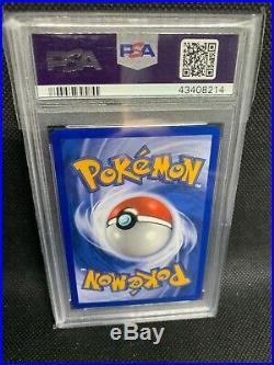 Pokemon 2004 Tropical Wind German Stamp Promo! PSA 10 Gem Mint! Pop 3