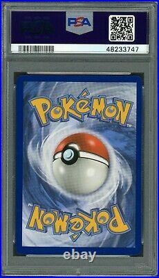 Pokemon 2016 XY Evolutions 107/108 Brock's Grit Full Art PSA 10 Gem Mint