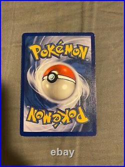 Pokemon Arcanine 23/102 1st Edition Base Set NM-Mint Grey Stamp