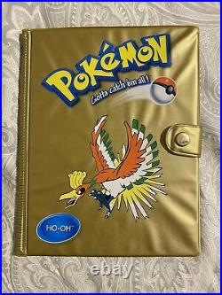 Pokemon Binder Collection Vintage Lot 40 Holo Stamped & Rares All Included
