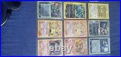Pokemon Card Collection Huge Lot Rare First Edition