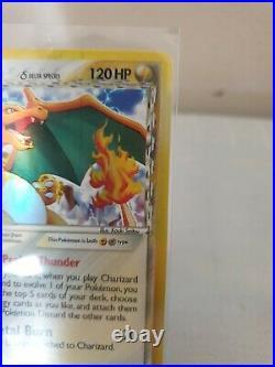 Pokemon Charizard Crystal Guardians Crystal Guardians 4/100 Rare Holo Mint/NM