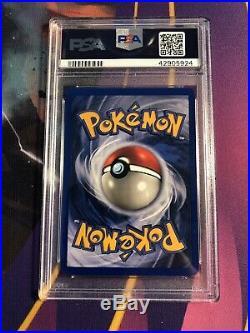 Pokemon Pikachu Gold W Stamp 1st Edition Promo PSA 10 Gem Mint
