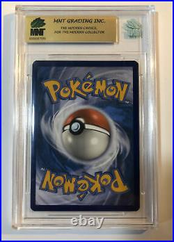 Pokemon Vivid Voltage Prerelease Promo Holo CHARIZARD SWSH066 Mnt 9.5
