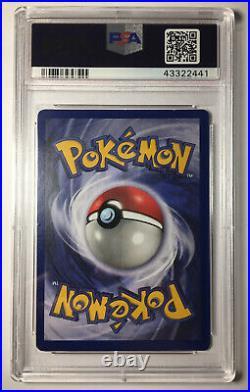 Pokemon Wartortle Base Set 2 W Stamp Top Deck Magazine Promo PSA 7 Near Mint
