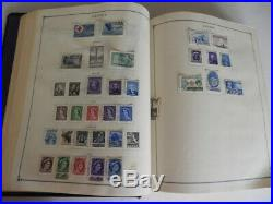 Scott International Album Stamp Lot A-Z 3000+ 1949 to 1955 Mint Used